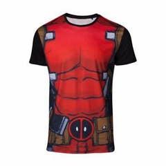 Deadpool's Suit Sublimation T-Shirt (XL)