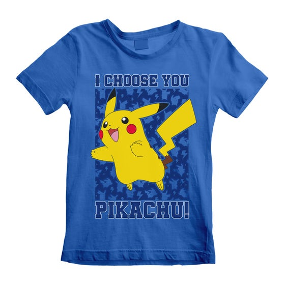 I Choose You Kid's T-Shirt (12-13 Years)