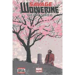 Savage Wolverine Volume 4: The Best There Is (marvel Now)