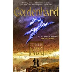 Goldenhand: The Old Kingdom 4