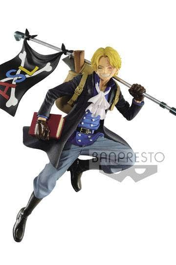 One Piece Three Brothers Sabo Fig