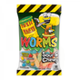 Toxic Waste Sour Gummy Worms 143g