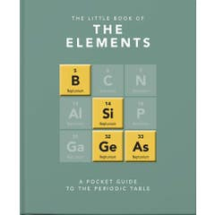 The Little Book of the Elements: A Pocket Guide to the Periodic Table