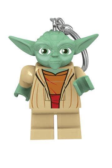 Yoda Light-Up Keychain 6 cm