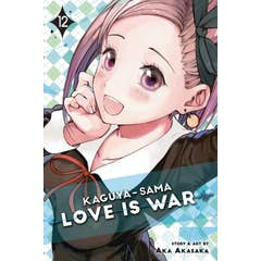 Kaguya-sama: Love Is War, Vol. 12