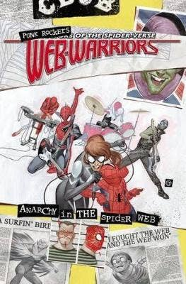 Web Warriors Of The Spider-verse Vol. 2: Spiders Vs.