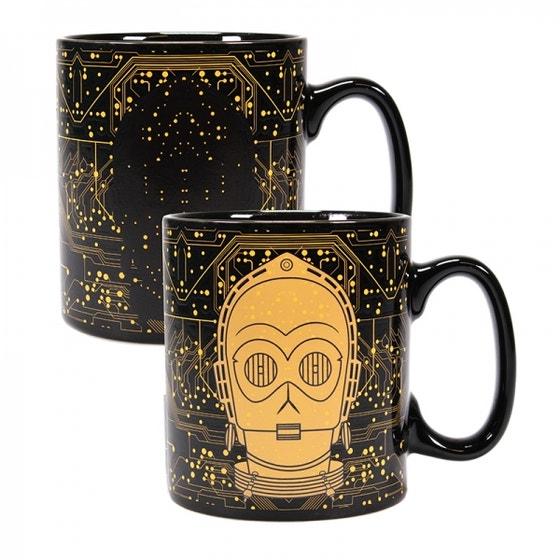 C-3PO Heat Changing Mug 400ml