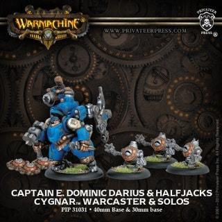Capt Darius