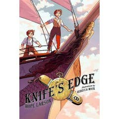 Knife's Edge: A Graphic Novel: Book 2: Four Points
