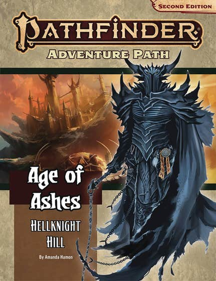 Age of Ashes Part 1, Hellknight Hill