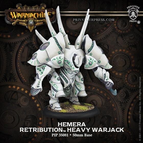 Hemera Heavy Character warjack