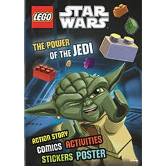 Power of the Jedi: Activity Book with Stickers