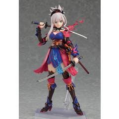 Fate/grand Order Saber Miyamoto Musashi Figma Af