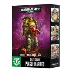 Easy to Build Death Guard Plague Marines