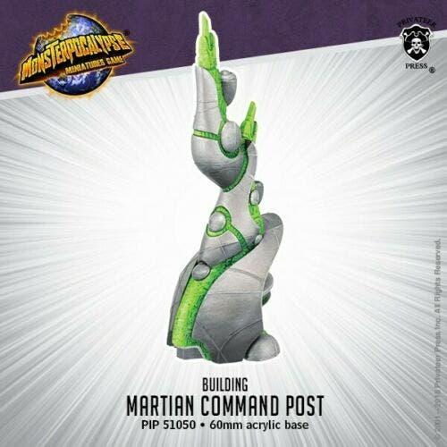 Martian Command Post