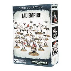 Start Collecting! Tau Empire 2017