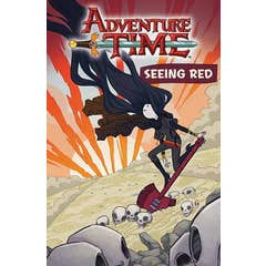Adventure Time: v.3: Seeing Red: OGN