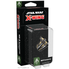 Star Wars: X-Wing (Second Edition) – M3-A Interceptor