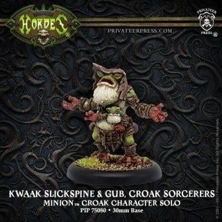 Kwaak Slickspine and Grub