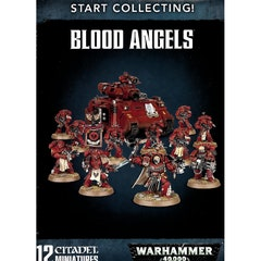 Start Collecting! Blood Angels 2017