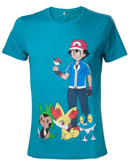 Ash Ketchum T-Shirt (M)