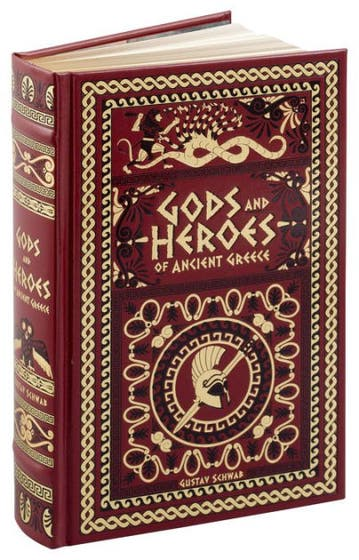 Gods and Heroes of Ancient Greece HC