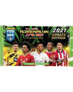 Adrenalyn XL 2021 Update Edition Booster Pack
