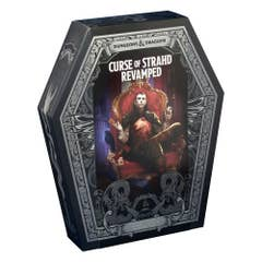 Curse of Strahd: Revamped Premium Edition (D&D Boxed Set) (Dungeons & Dragons)