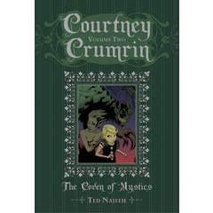 Courtney Crumrin Volume 2: The Coven of Mystics Special Edition Hardcover