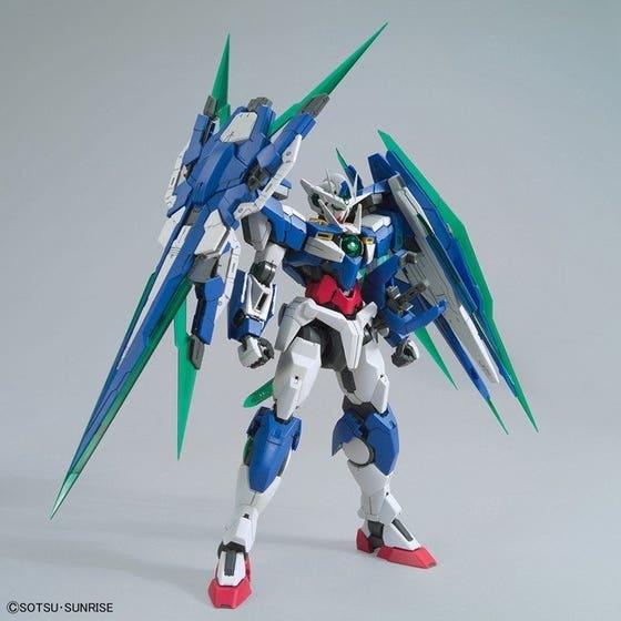 MG 00 QAN[T] Full Saber Model Kit 1/100