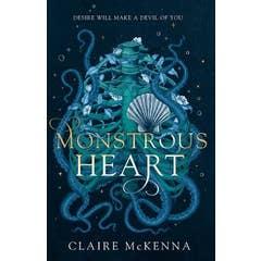 Monstrous Heart (The Deepwater Trilogy, Book 1)