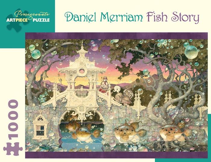 Daniel Merriam Fish Story Puzzle (1000)