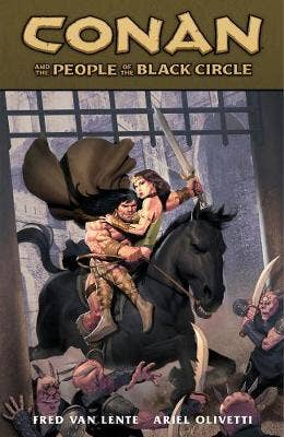 Conan And The People Of The Black Circle
