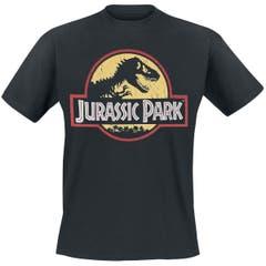 Original Logo Distressed T-Shirt (XXL)