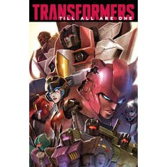 Transformers Till All Are One, Vol. 1