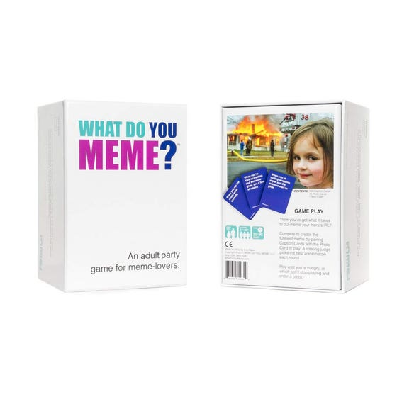 What Do You Meme: The Meme Party Game