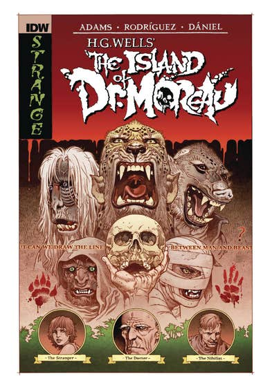 H.G. Wells' The Island of Doctor Moreau