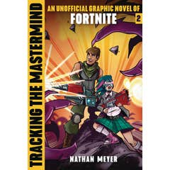 Tracking the Mastermind: Unofficial Graphic Novel #2 for Fortniters