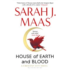 House of Earth and Blood: Winner of the Goodreads Choice Best Fantasy 2020
