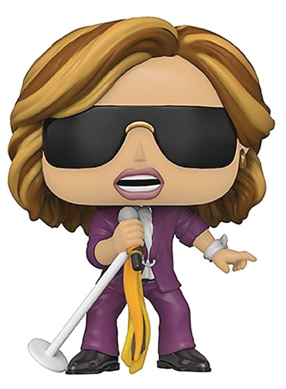 Pop Rocks Aerosmith Steven Tyler Vinyl Figure