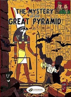 Blake & Mortimer 2 -  The Mystery of the Great Pyramid Pt 1