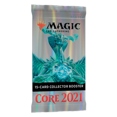 Magic Core Set 2021 Collector's Booster