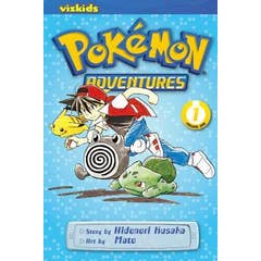Pokemon Adventures (Red and Blue), Vol. 1