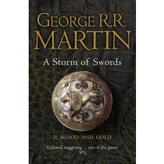 A Storm of Swords: Part 2 Blood and Gold (Reissue) (A Song of Ice and Fire, Book 3)