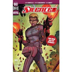 The Silencer Volume 1: Code of Honor: New Age of Heroes