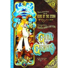 Girl Genius: Volume 9: Agatha Heterodyne and The Heirs of the Storm SC