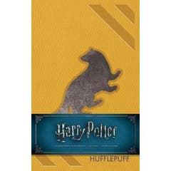 Harry Potter Hufflepuff Hardcover Ruled Journal: Redesign