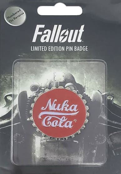 Fallout Limited Edition Pin Badge