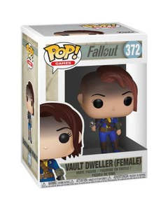 Female Vault Dweller POP! Games Vinyl Figure