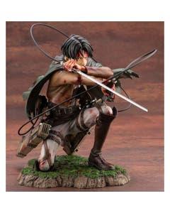 Attack On Titan Levi Artfx J Statue Fortitude Ver
